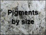 Pigments by Size