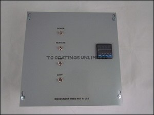 Control Box (control 6 heaters)