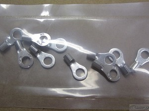 10 Pack Ring Terminals